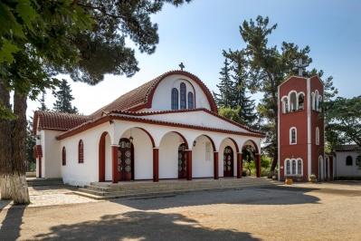 Monastery of Panagia Faneromeni (revealed) Vathyrryakos