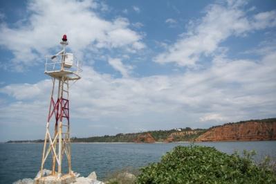 Пристанище Свети Харалампий