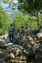 Hiking trails in the municipality of Iasmou - Rhodope Region