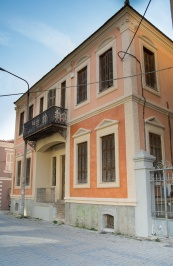 Building at 6 Tsanaklis Street (Mansion Eliades)
