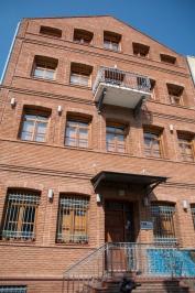 Тютюнов склад на улица Парнасу № 8