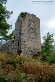 The Citadel of Ancient Thassos