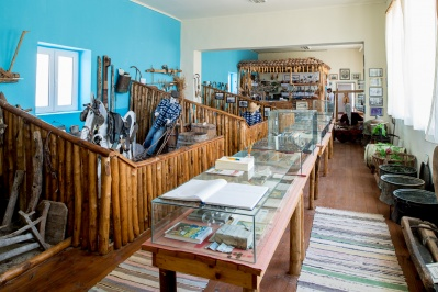 Етнографски музей в Птелеас