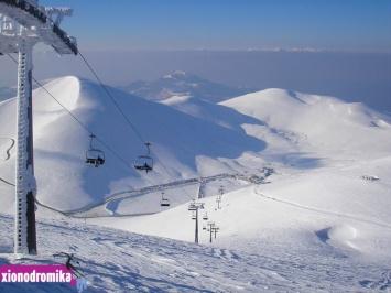 Χιονοδρομικό κέντρο του Φαλακρού - Π.Ε Δράμας